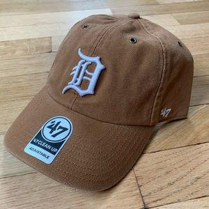 Detroit Tigers Carhartt Cap NWT